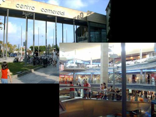 Centro Comercial El Saler (Valencia, Spain)