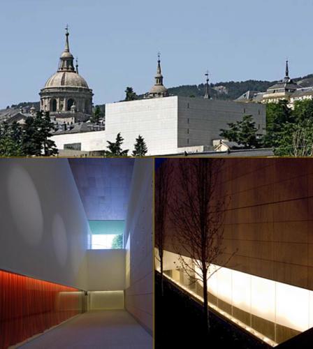 Teatro Auditorio de San Lorenzo de El Escorial (El Escorial, Madrid, Spain)
