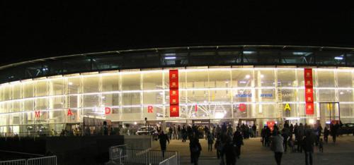 Madrid Arena (Madrid, Spain)