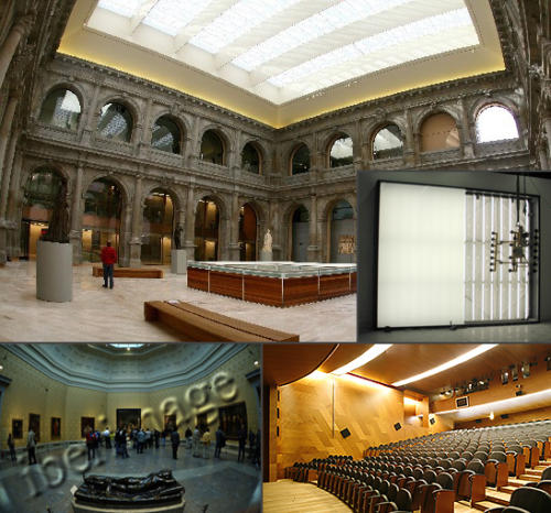 Ampliación del Museo del Prado (Madrid, Spain)