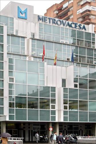 Sede social de Metrovacesa (Madrid, Spain)