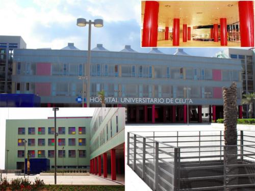 Hospital Universitario de Ceuta (Ceuta, Spain)