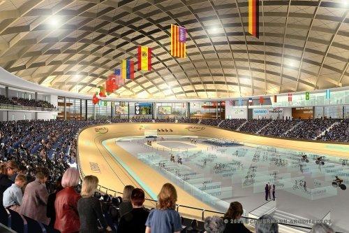 Velódromo de Palma Arena (Palma de Mallorca, Spain)