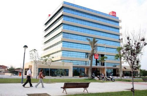 Oficinas de Mapfre (Murcia, Spain)