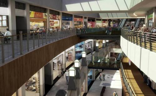 Centro Comercial Espacio Coruña (La Coruña, Spain)