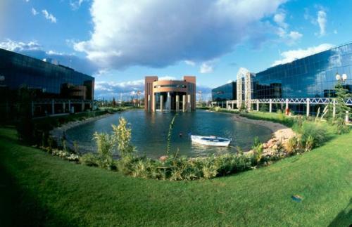 Parque de oficinas (San Fernando de Henares, Spain)