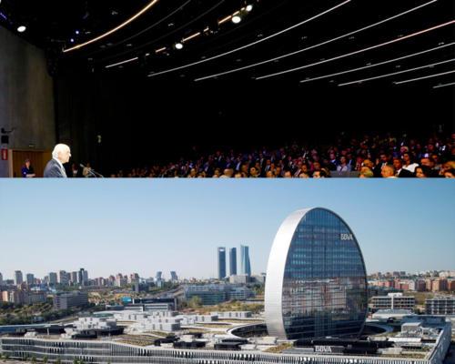 Auditorio BBVA (Madrid, Spain)