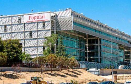 Nueva Sede del Banco Popular (Madrid, Spain)