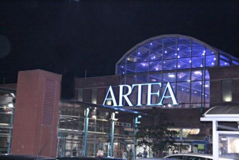 Centro Comercial Artea Leioa (Bilbao, Spain)