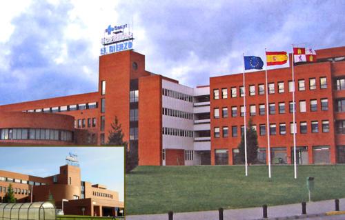 Hospital del Bierzo (Ponferrada, Spain)