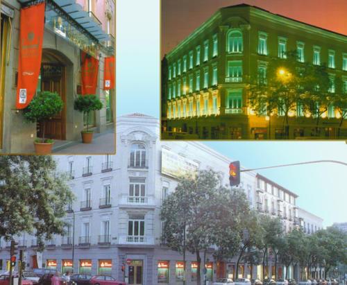 Centro Comercial Jardín de Serrano (Madrid, Spain)