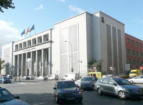Fábrica Nacional de Moneda y Timbre (Madrid, Spain)
