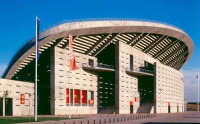 Estadio La Peineta (Madrid, Spain)